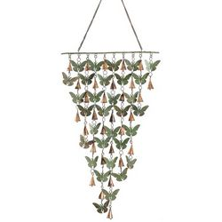 Bells and Butterflies Wind Chime