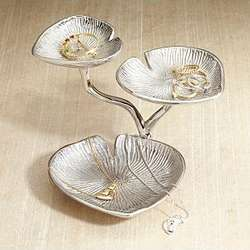 Lily Pad Jewelry Stand