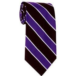 Purple Heart Silk Tie