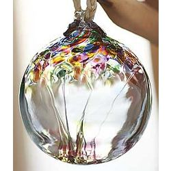 Tree of Enchantment Summer Ornament