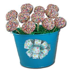 Cake Pop Gift Pail of 12