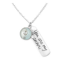 You Are My Anchor Necklace