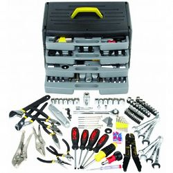 105 Piece Tool Kit with 4 Drawer Chest