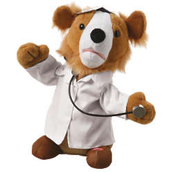 Animated Dr. Phil Good Singing Plush