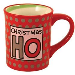 Christmas Ho Coffee Mug