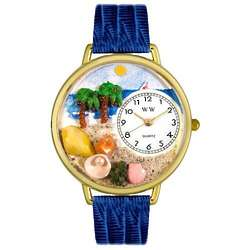 Palm Tree Miniatures Watch