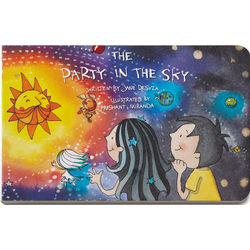 The Party in the Sky Children's Book