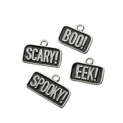 Halloween Fun Word Charms