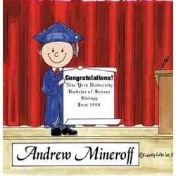 Graduation Personalized Cartoon