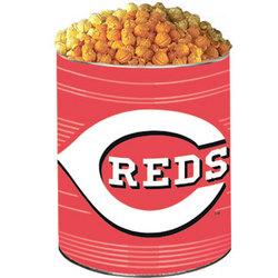 Cincinnati Reds 3 Way Popcorn Gift Tin