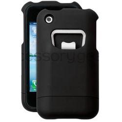 iPhone 3G 3GS Rubberized Bottle Opener Case