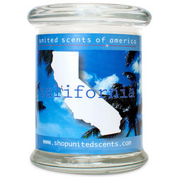 United Scents of America Candle
