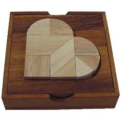 Heartbreak Wooden Puzzle