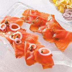 Cold Smoked Steelhead Salmon Gift Box