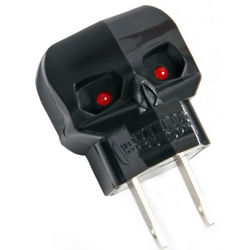 Skull USB Plug Charger