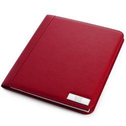 Large Red Padfolio
