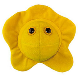 Herpes Plush Doll