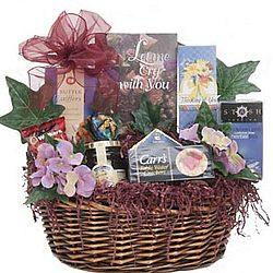 Deepest Sympathy Gift Basket