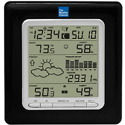 The Weather Channel Wireless Forecast Station