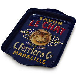 Le Chat Poster Serving Tray