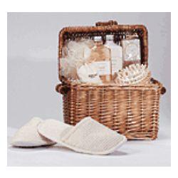 Honey Vanilla Spa in a Basket