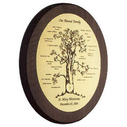 Original Family Birthstone Tree