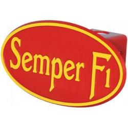 Semper Fi Hitch Cover