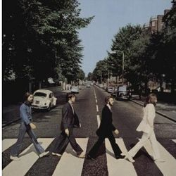 Beatles Abbey Road LP Album