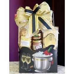 Gourmet Treats Celebration Gift Box