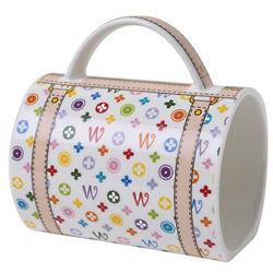 Monogram Sassy Handbag Mug