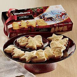 Walkers Festive Cookies