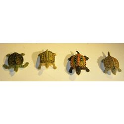 Miniature Turtle Figurines