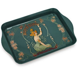 Absinthe Art Nouveau Serving Tray