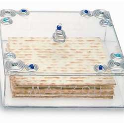 Jeweled Matza Box