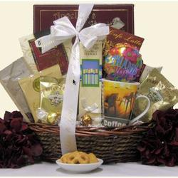 Warm Thanks Gourmet Coffee Gift Basket