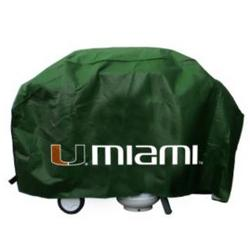 University of Miami Hurricanes Deluxe Grill Cover