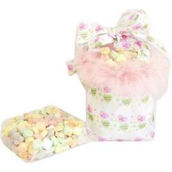Conversation Hearts Candy Gift Bag