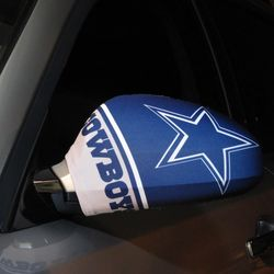 Dallas Cowboys Car Mirror Covers