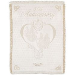 50th Anniversary Blanket