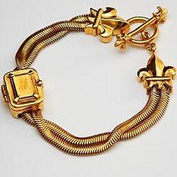 Romantic Locket Bracelet