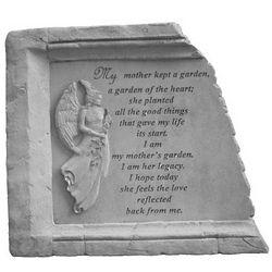 My Mother Kept a Garden Framed Stone
