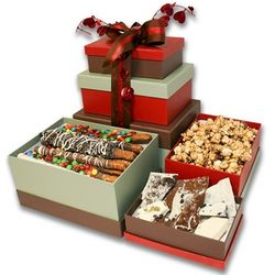 Temptation Treats Gift Tower