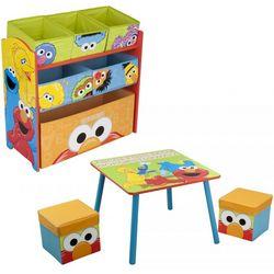 Sesame Street Play and Organizer Set