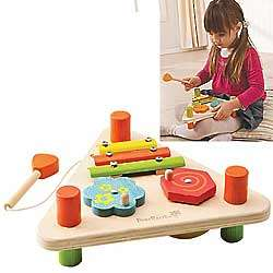 Triangle Musical Toy