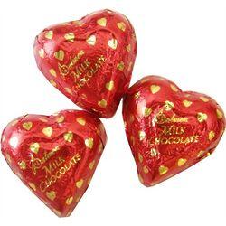 Double Crisp Chocolate Hearts