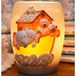Noah's Ark Night Lamp
