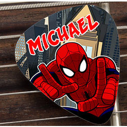 Personalized Spiderman Guitar Picks