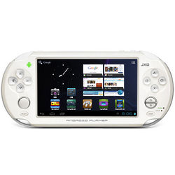 Android Touch Screen Game Console