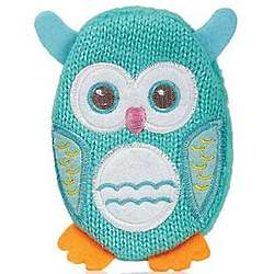 Blue Owl Hand Warmer