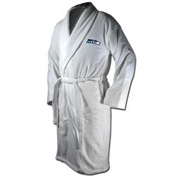 Seattle Seahawks Terrycloth Bathrobe
